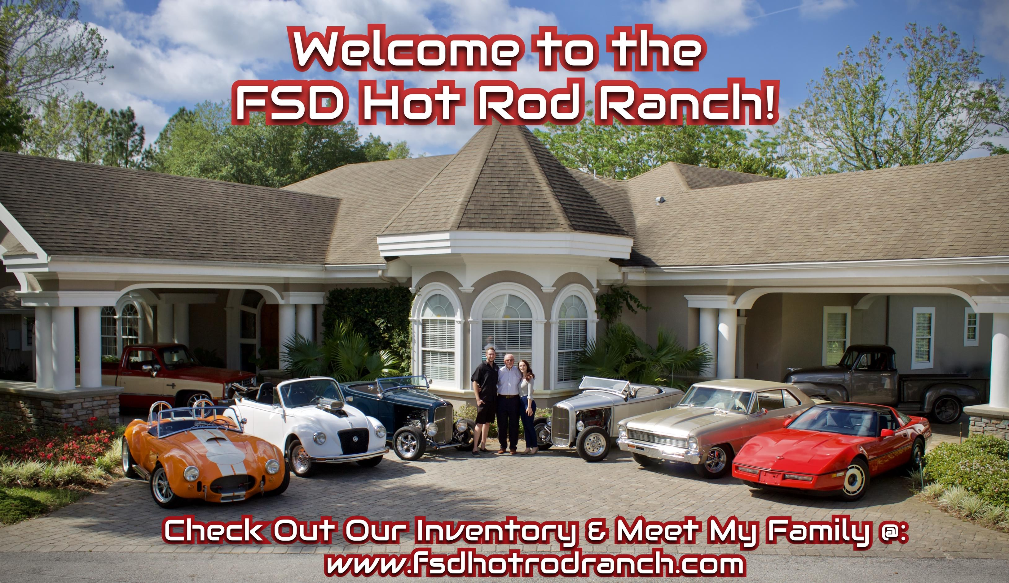 FSD Hot Rod Ranch at Royal Auto & Truck Sales