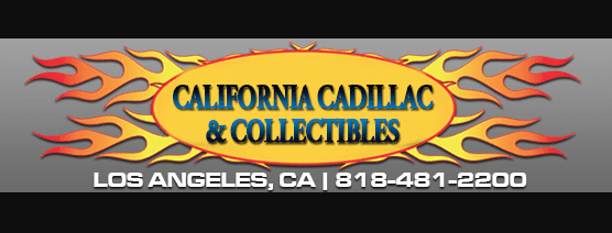 California Cadillacs and Collectibles