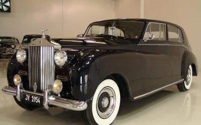 1954 Rolls-Royce Silver Wraith 1