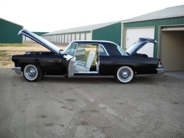 1956 Lincoln Continental 1