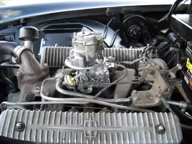 1956 Lincoln Continental 2