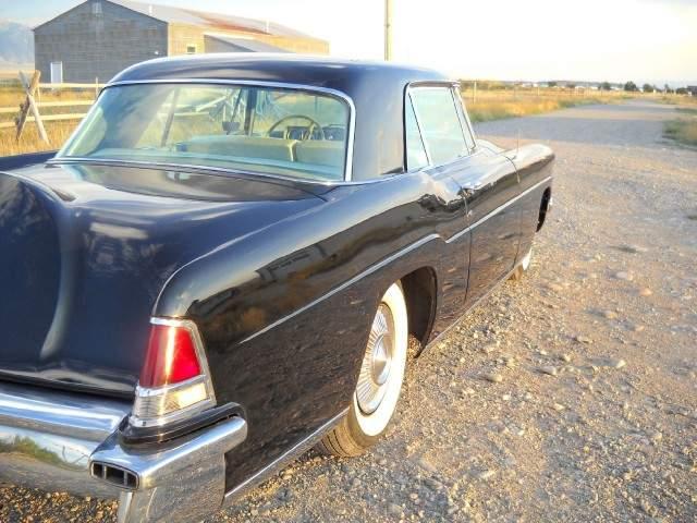 1956 Lincoln Continental 7