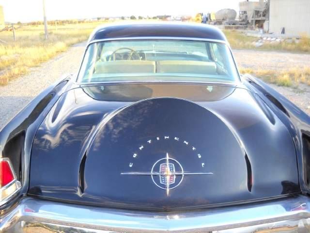 1956 Lincoln Continental 4