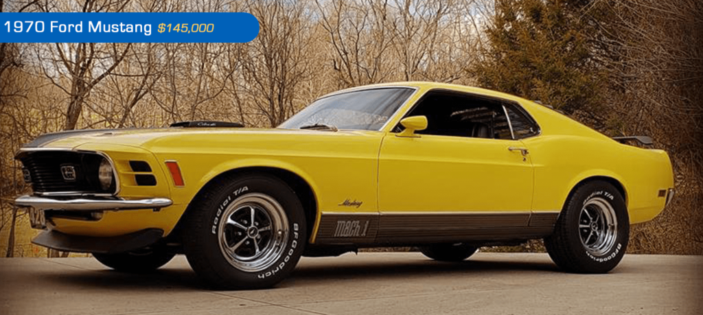 Collector Cars for Sale | Classic Cars for Sale | AllCollectorCars com