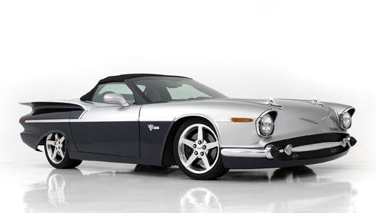 N2a Motors 789 Corvette on Alfa Romeo Engine Scheme