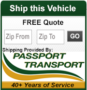 Get it shipped - Valet Auto Transport