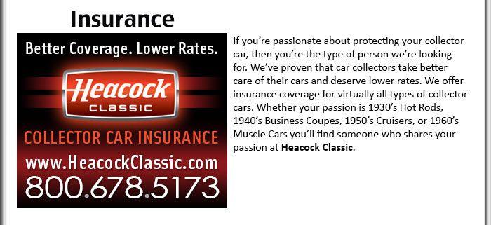 Heacock Classic Insurance