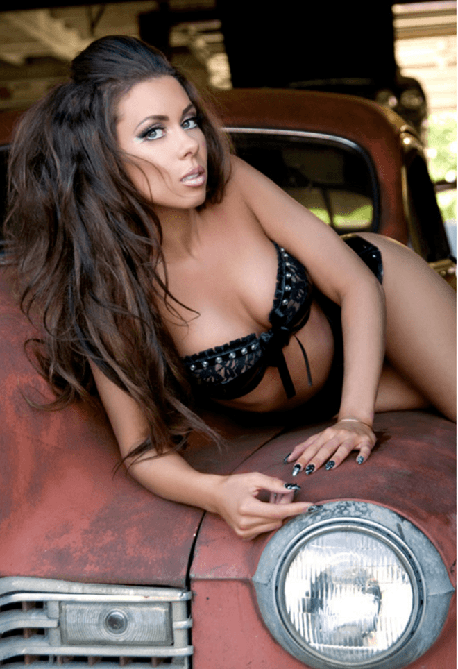 pinups  shannon brooke imagery allcollectorcarscom