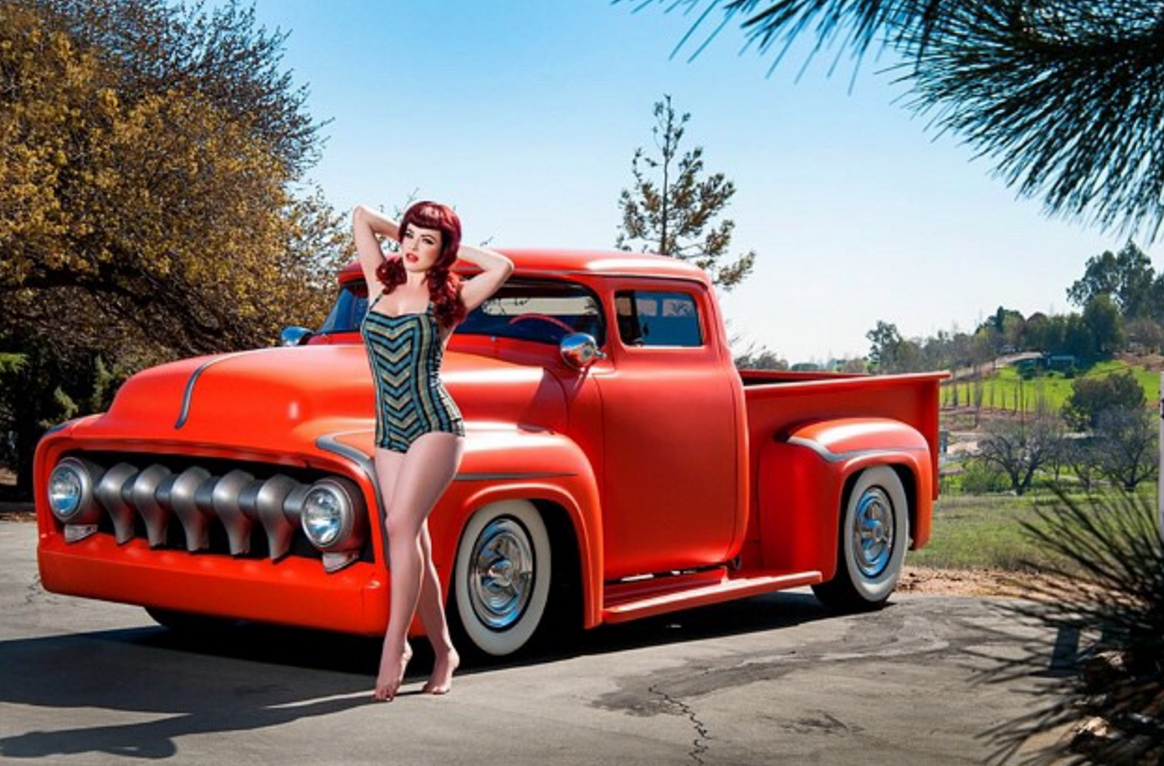 Pinups By Shannon Brooke Imagery Allcollectorcars Com