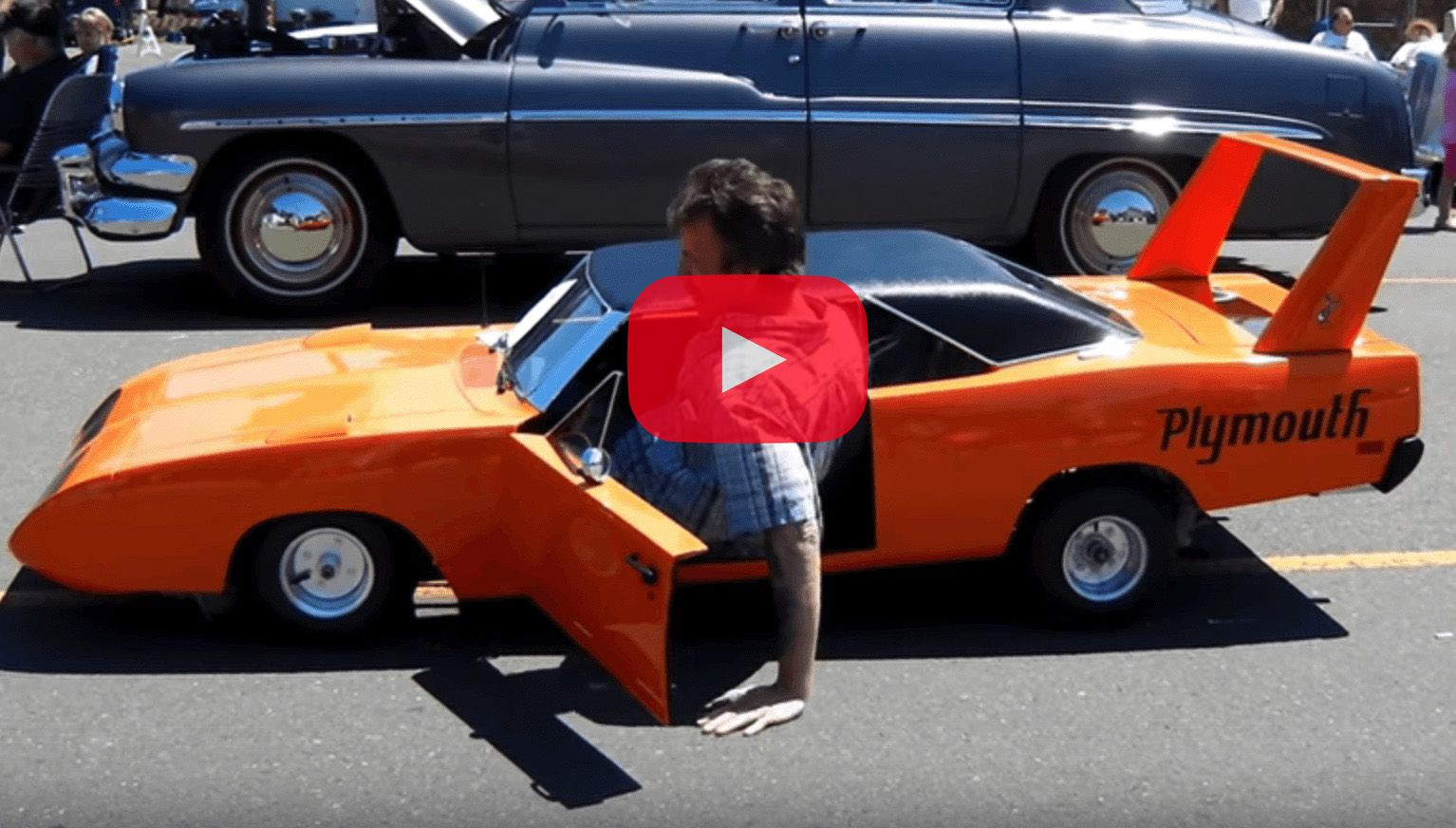 Half Scale Mini Superbird | AllCollectorCars com
