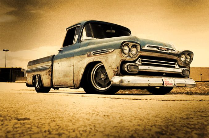 old-school-classic-chevy-truck-with-american-racing-vn470-salt-flat-wheels