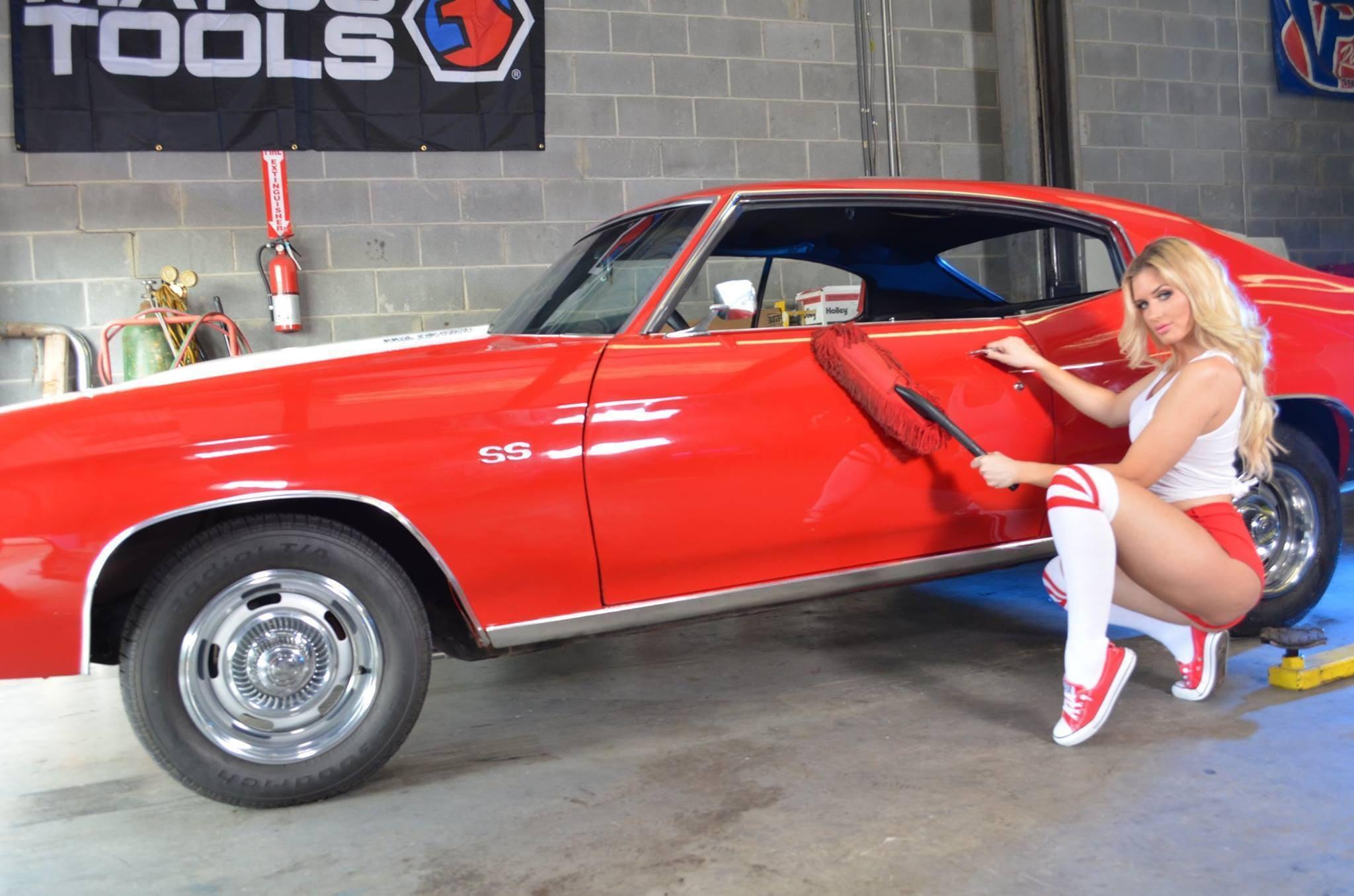 Porsche Fort Myers >> Chevelle Girls   AllCollectorCars.com