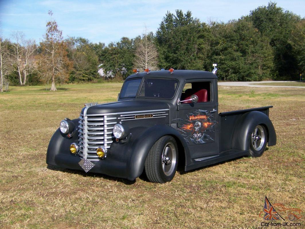 Street Rod Trucks Allcollectorcars Com