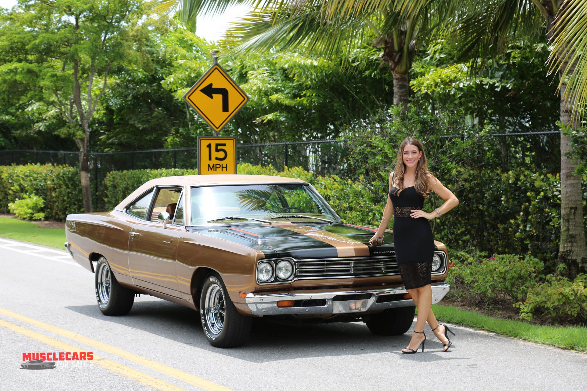 Mercedes Benz Of Greensboro >> Muscle Car Girl   AllCollectorCars.com