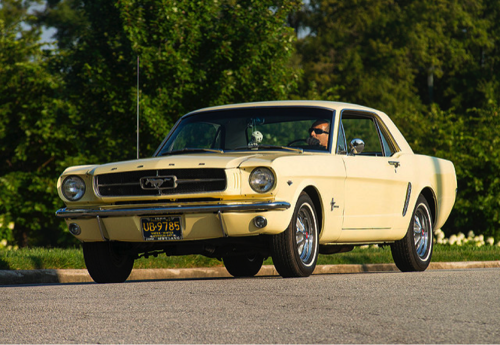 8 Essential Mustangs -All Collector Cars