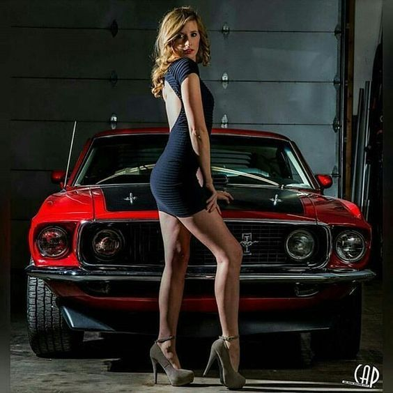 Ford Cookeville Tn >> Muscle Car Girl | AllCollectorCars.com