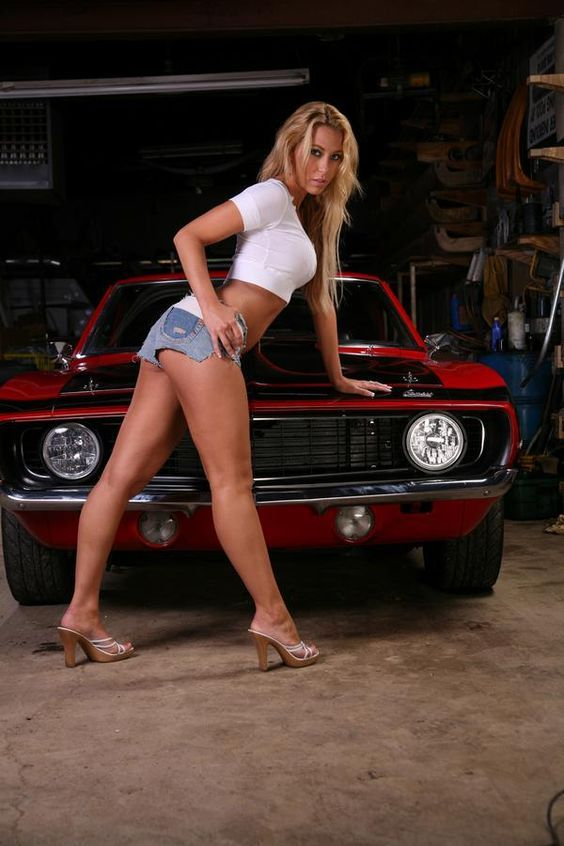 Girls And Cars Allcollectorcars Com