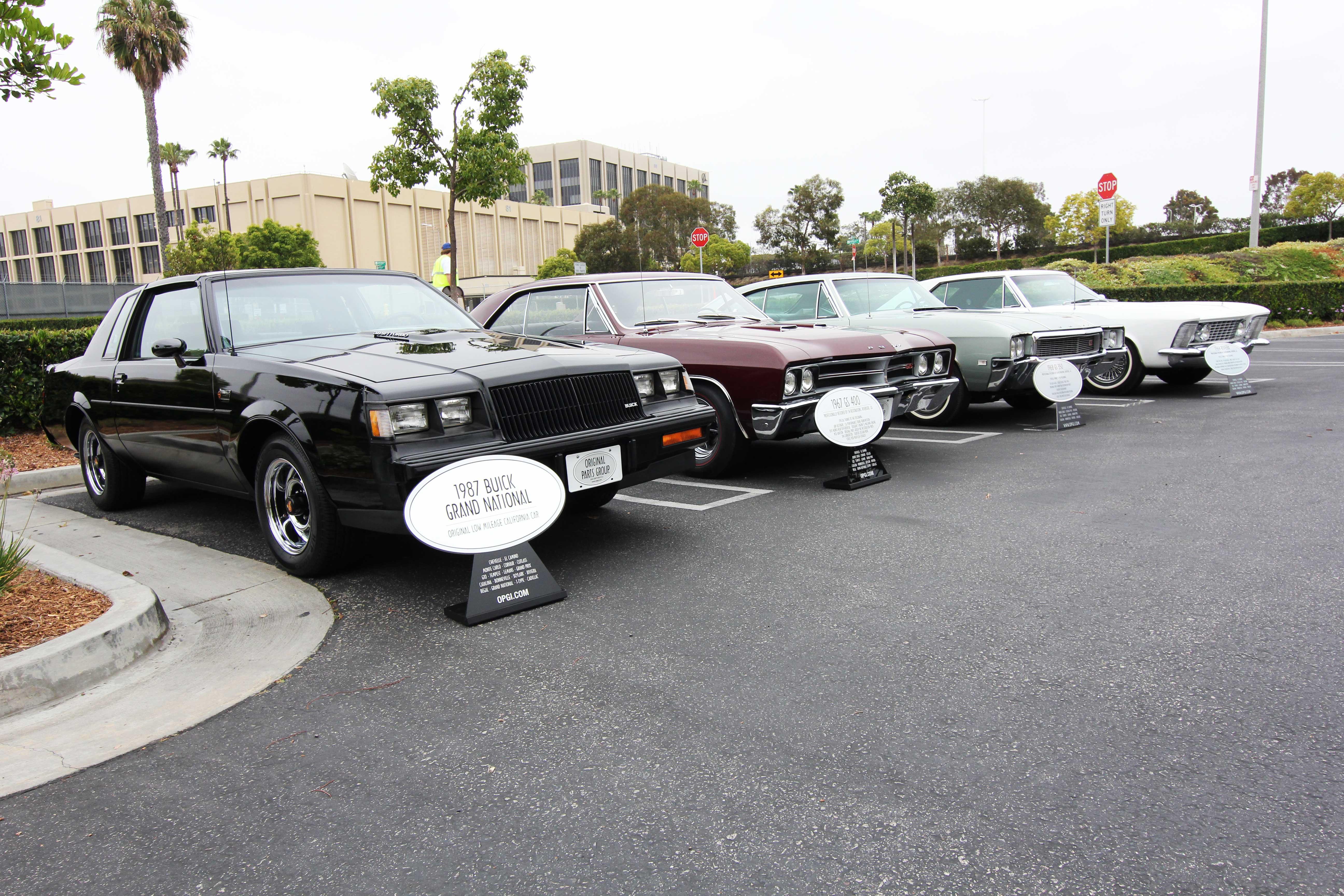 OPGI Buick Car Show Highlights   AllCollectorCars com