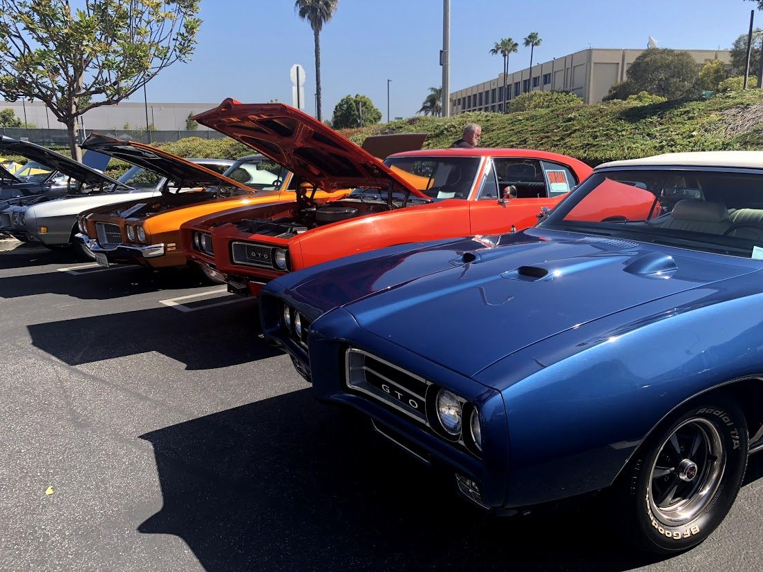 OPGI Pontiac Car Show Highlights All Collector Cars - Classic car show clearwater fl