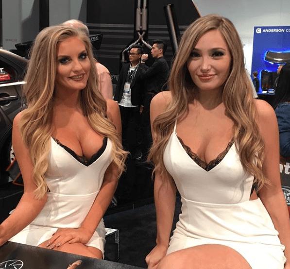 BMW Fort Worth >> SEMA Girls 2018 | AllCollectorCars.com