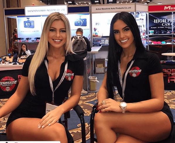 Gateway Buick Gmc >> SEMA Girls 2018 | AllCollectorCars.com