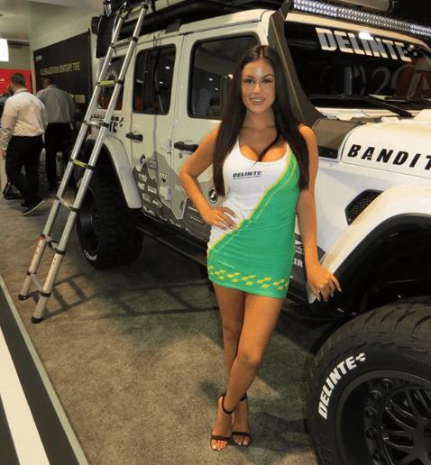 Sema Girls 2018 Allcollectorcars Com