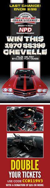 Dream Giveaway Mustang Raffle