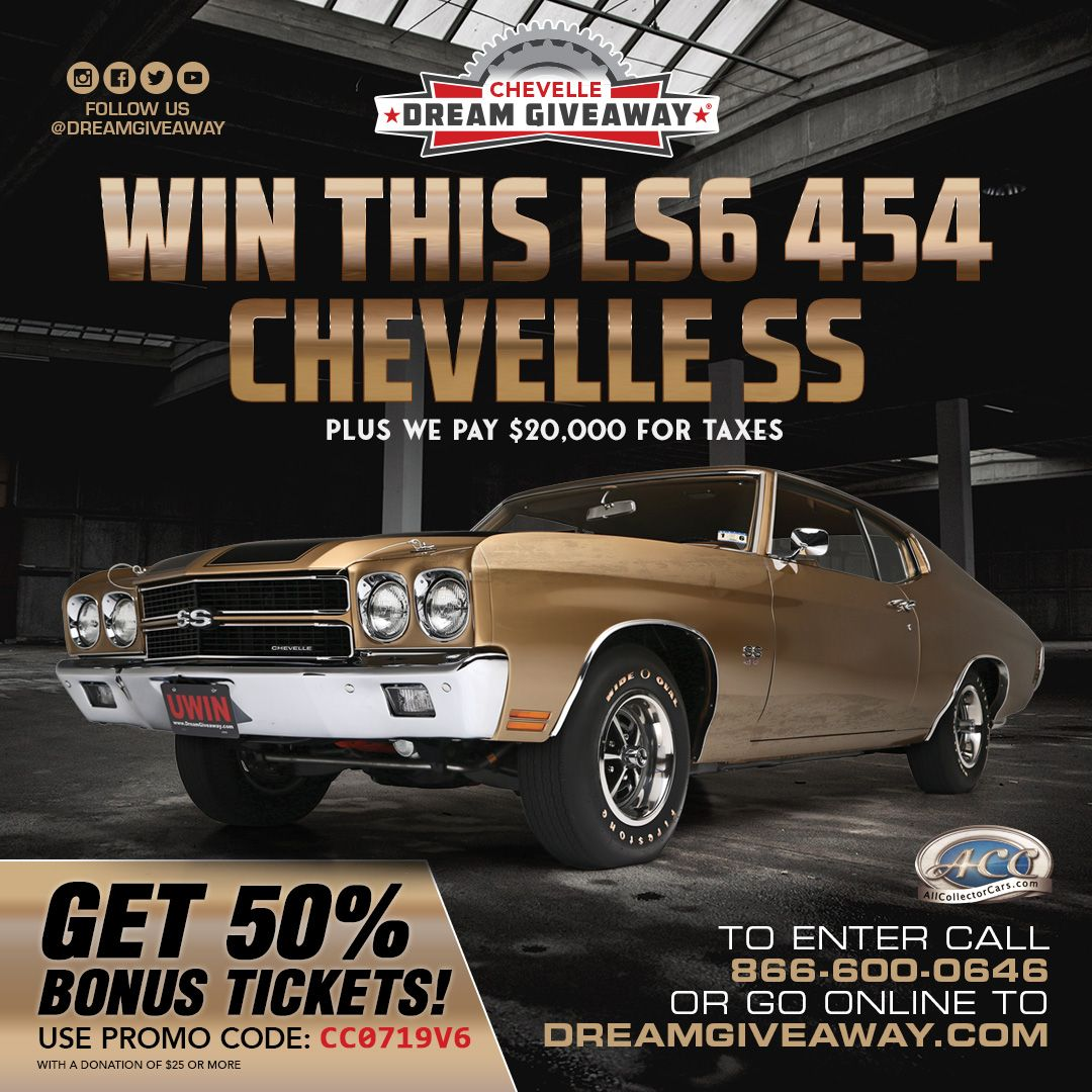 Collector Car Raffles | Classic Car Raffles